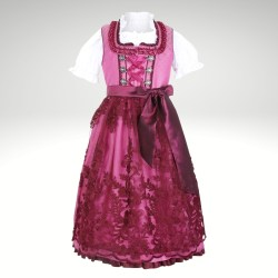Kinderdirndl PINK POWDER