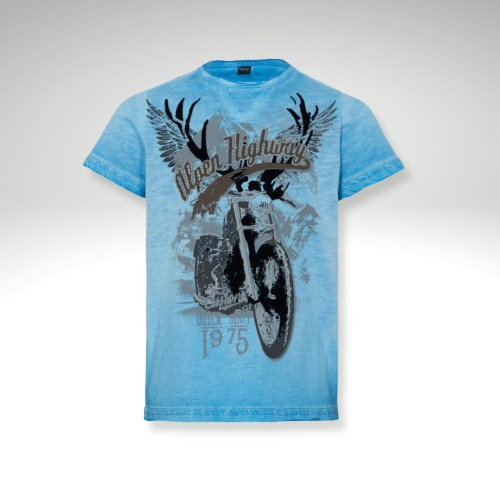 Kinder T-Shirt Maschine