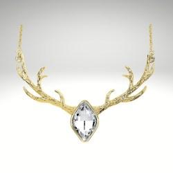 Halskette Gold Swarovski