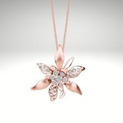 Edelweiss Halskette
