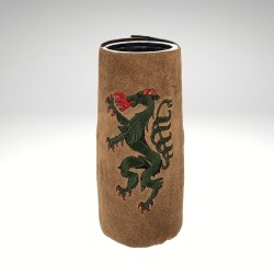 Weinkühler Panther Geschenk