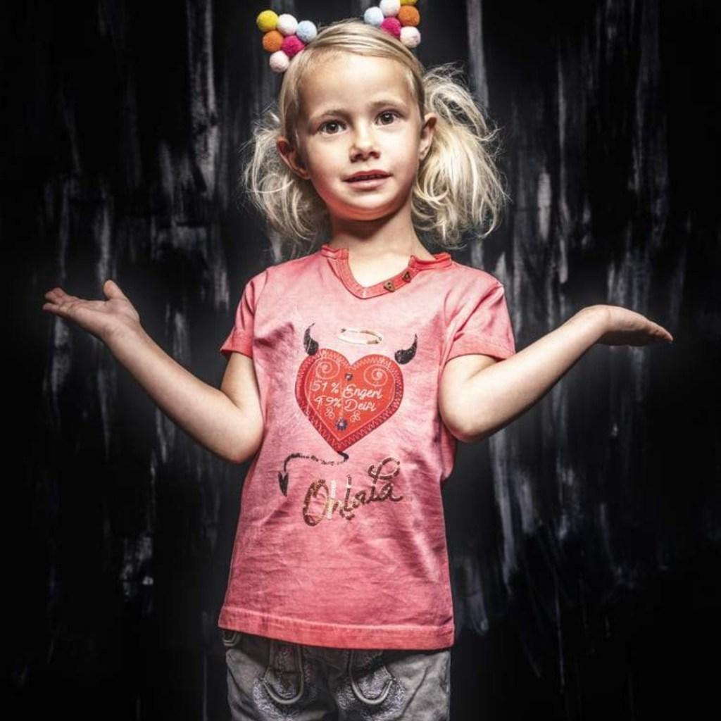 kinder t-shirt hangowear