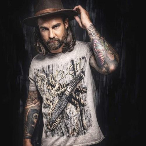 Herren T-Shirt Hangowear Parsifal