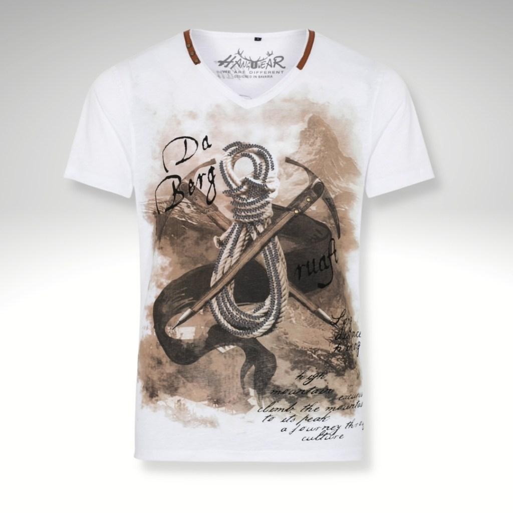 Herren T-Shirt Emilio